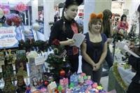 Тульские школьники приняли участие в Новогодней ярмарке рукоделия, Фото: 10