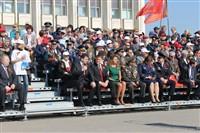 Военный парад в Туле, Фото: 5