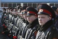 70-летие передачи Красной армии танковой колонны «Дмитрий Донской», Фото: 1