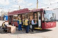 Конкурс водителей троллейбусов, Фото: 6