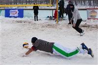 В Туле определили чемпионов по пляжному волейболу на снегу , Фото: 21