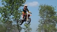 Юные мотоциклисты соревновались в мотокроссе в Новомосковске, Фото: 102