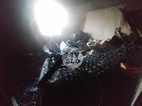 Пожар в общежитии на ул. Фучика, Фото: 3