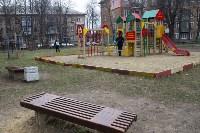 Дезинфекция в Пролетарском округе Тулы, Фото: 32