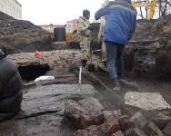 Как проходили раскопки в центре Тулы, Фото: 9