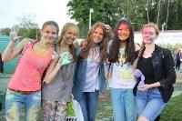 ColorFest в Туле. Фестиваль красок Холи. 18 июля 2015, Фото: 51