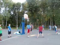 В Центральном парке Тулы прошли соревнования по уличному баскетболу, Фото: 5