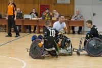 Чемпионат по регби на колясках в Алексине, Фото: 21