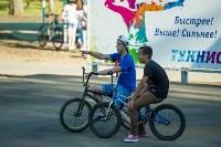 В Туле открылся первый профессиональный скейтпарк, Фото: 4