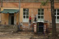 Инспекция ремонта в Доме офицеров и филармонии, Фото: 7