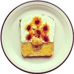 Картины на бутерброде, Фото: 4