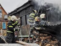 Пожар в Михалково, Фото: 25