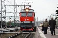 Встреча Валерия Гергиева на Московском вокзале в Туле, Фото: 3