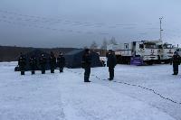 На федеральных трассах в Тульской области МЧС развернуло 10 пунктов обогрева, Фото: 6