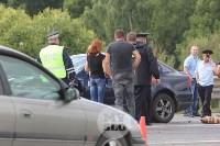 В ДТП под Тулой погибли три сотрудника УФСИН, Фото: 17