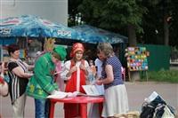 В Туле прошел флешмоб «Читающий парк», Фото: 4
