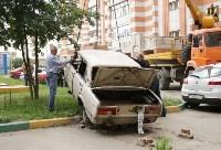 Эвакуировали бесхозный автомобиль, Фото: 4