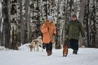 В Комсомольском парке прошёл рейд по выявлению собачников-нарушителей, Фото: 10