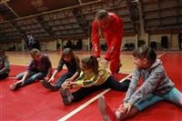 Соревнования по легкой атлетике. 9 января 2014, Фото: 18