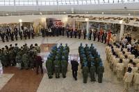 Состоялась церемония принятия юных туляков в ряды юнармейцев, Фото: 32