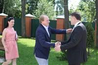 Замминистра культуры РФ принимает участие в культурно-туристском форуме в Ясной поляне, Фото: 3