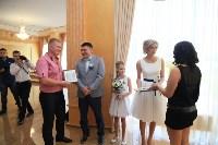 День семьи, любви и верности во Дворце бракосочетания. 8 июля 2015, Фото: 28