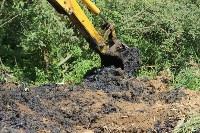 Ликвидация разлива нефтепродуктов в Комарках, Фото: 13