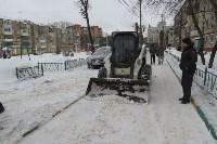 Сотрудники администрации Тулы проинспектировали уборку снега в городе, Фото: 8