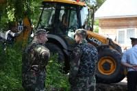 На Косой Горе ликвидируют незаконные врезки в газопровод, Фото: 11