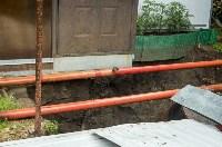 В Туле может провалиться под землю частным домом: обрушился шурф шахты, Фото: 17