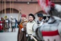 Средневековые маневры в Тульском кремле. 24 октября 2015, Фото: 49