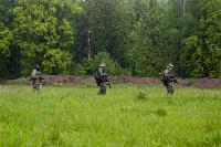 В Туле спецподразделения ОМОН и СОБР провели учения, Фото: 39
