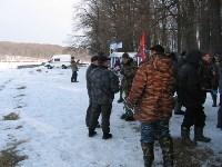 Соревнования по зимней рыбной ловле на Воронке, Фото: 16