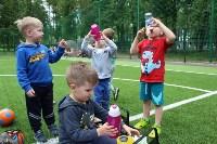 В тульских парках заработала летняя школа футбола для детей, Фото: 11