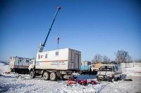 Новая коммунальная авария в Пролетарском округе, Фото: 28