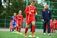 Молодежка тульского «Арсенала» провела мастер-класс, Фото: 15