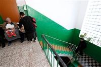 Выездная поликлиника в поселке Мещерино Плавского района, Фото: 20