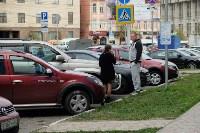 Первый день работы платных парковок, 15.10.2015, Фото: 26