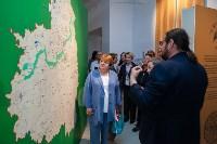 На Куликовом поле представили историю Засечной черты России, Фото: 64
