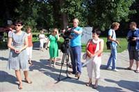 Татьяна Рыбкина – блогерам: «Мы ничего не строим, мы только спросили…», Фото: 5