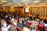 В правительстве Тульской области поздравили учителей с их праздником, Фото: 17