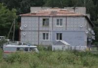 Восстановление домов в селе Воскресенское после урагана. 2.07.2014, Фото: 15