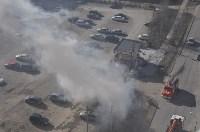 Пожар в Заречье. 16.03.2015, Фото: 2