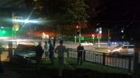 Авария на пересечение улиц Кирова и Ложевая, Фото: 1