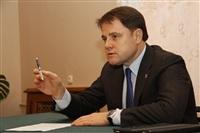 Владимир Груздев с визитом в Алексин. 29 октября 2013, Фото: 9