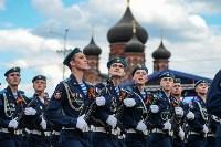 Генеральная репетиция Парада Победы, 07.05.2016, Фото: 112