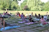 Йога в Центральном парке, Фото: 20