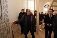 Осмотр колокольни Тульского кремля, Фото: 11