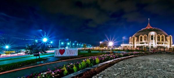 """Зареченский район - самый лучший (третья и заключительная моя фотка вашему вниманию из серии """"Я люблю Тулу"""", 2014 год)"""