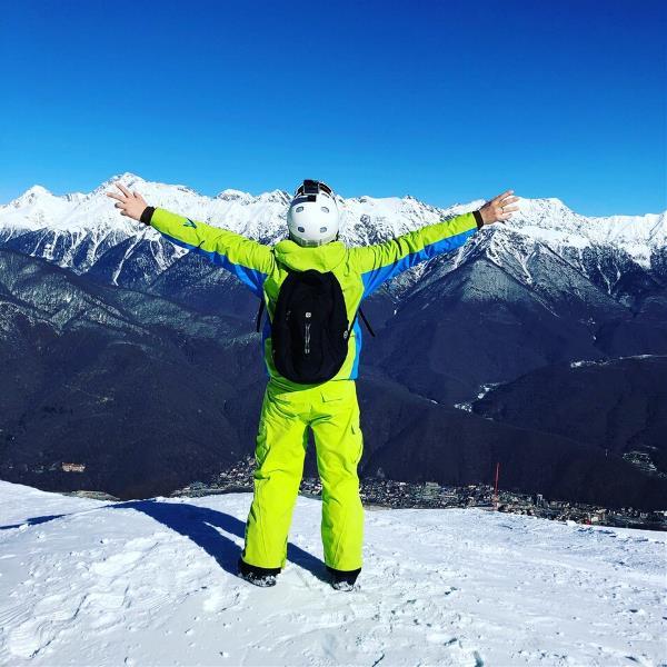 Счастье не за горами оно в горах